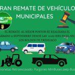 BASES REMATE VEHÍCULOS  MUNICIPALES