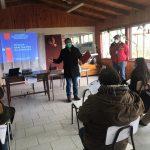 Proyecto Puente enlace entre las comunas de Trehuaco, Dichato y Concepción